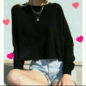 B💗M BLACK ABIGAL THERMAL☻♥💗NWOT☻♥💗